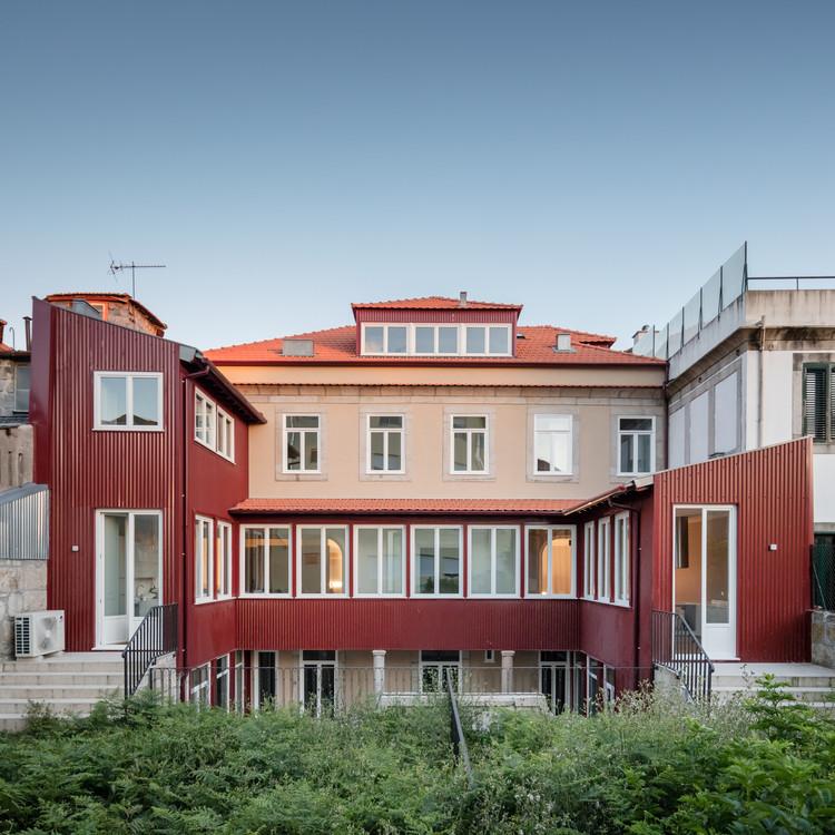 Casa dos Pátios  / PF Architecture Studio, © João Morgado