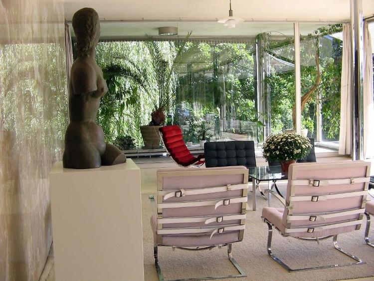 Lilly Reich: la creatividad al servicio de la máxima eficiencia y el mínimo mantenimiento, Villa Tugendhat, por Mies van der Rohe en colaboración con Lilly Reich. Image vía Flickr User: Wendy Licensed under: CC BY-SA 2.0