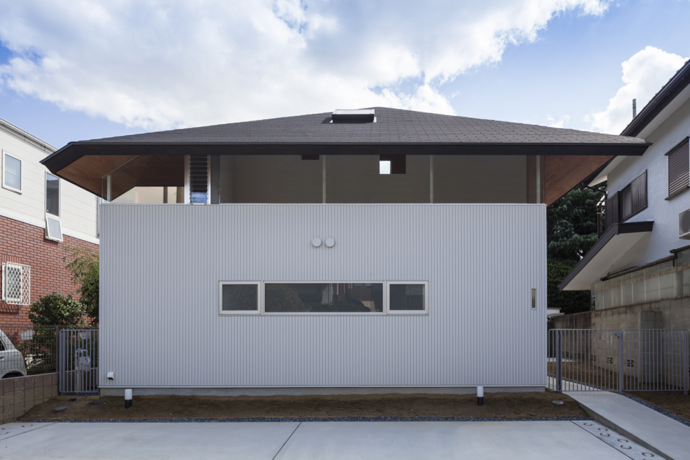 Gallery of house in hoshigaoka shogo aratani architect for Architect associates