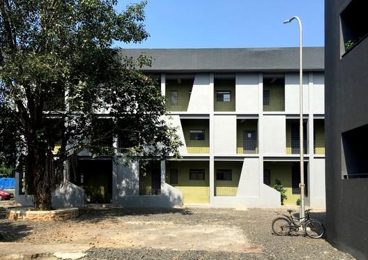 Un proyecto de vivienda ordinario / DCOOP