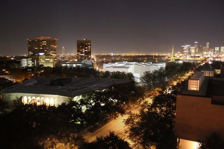 Iniciadas as obras da ampliação do Museu de Belas Artes de Houston, projeto de Steven Holl Architects, Cortesia de Steven Holl Architects