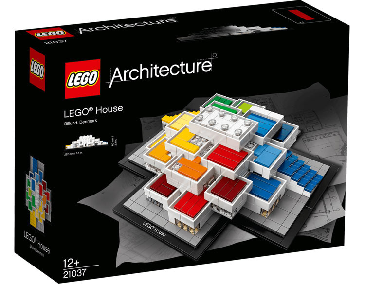 LEGO to Release 774-Piece Kit of BIG-Designed Experience Center, via LEGO