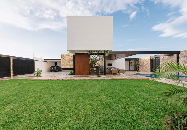 Casa Nano / Punto Arquitectónico + ARCICONSTRU, © Tamara Uribe