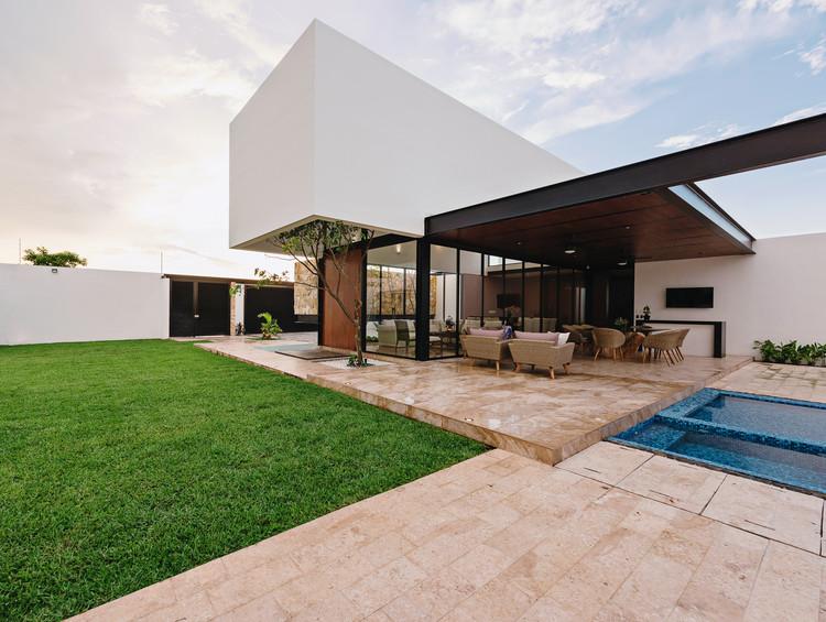 Residência Nano / Punto Arquitectónico + ARCICONSTRU, © Tamara Uribe