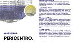 Workshop 'Pericentro, densidad y vivienda accesible'