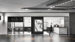 TFD Restaurant / Leaping Creative
