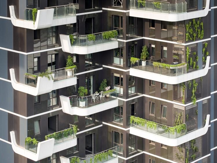 Hanhai Luxury Condominiums / Amphibianarc, © Zhejia Dai