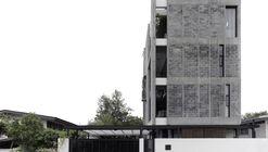 Edificio Huamark09 / INchan atelier