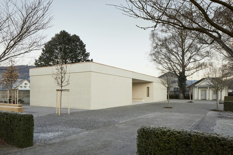 Oberriet Cemetery / Tom Munz Architekt, © Ladina Bischof