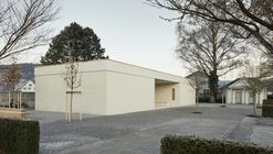 Oberriet Cemetery / Tom Munz Architekt
