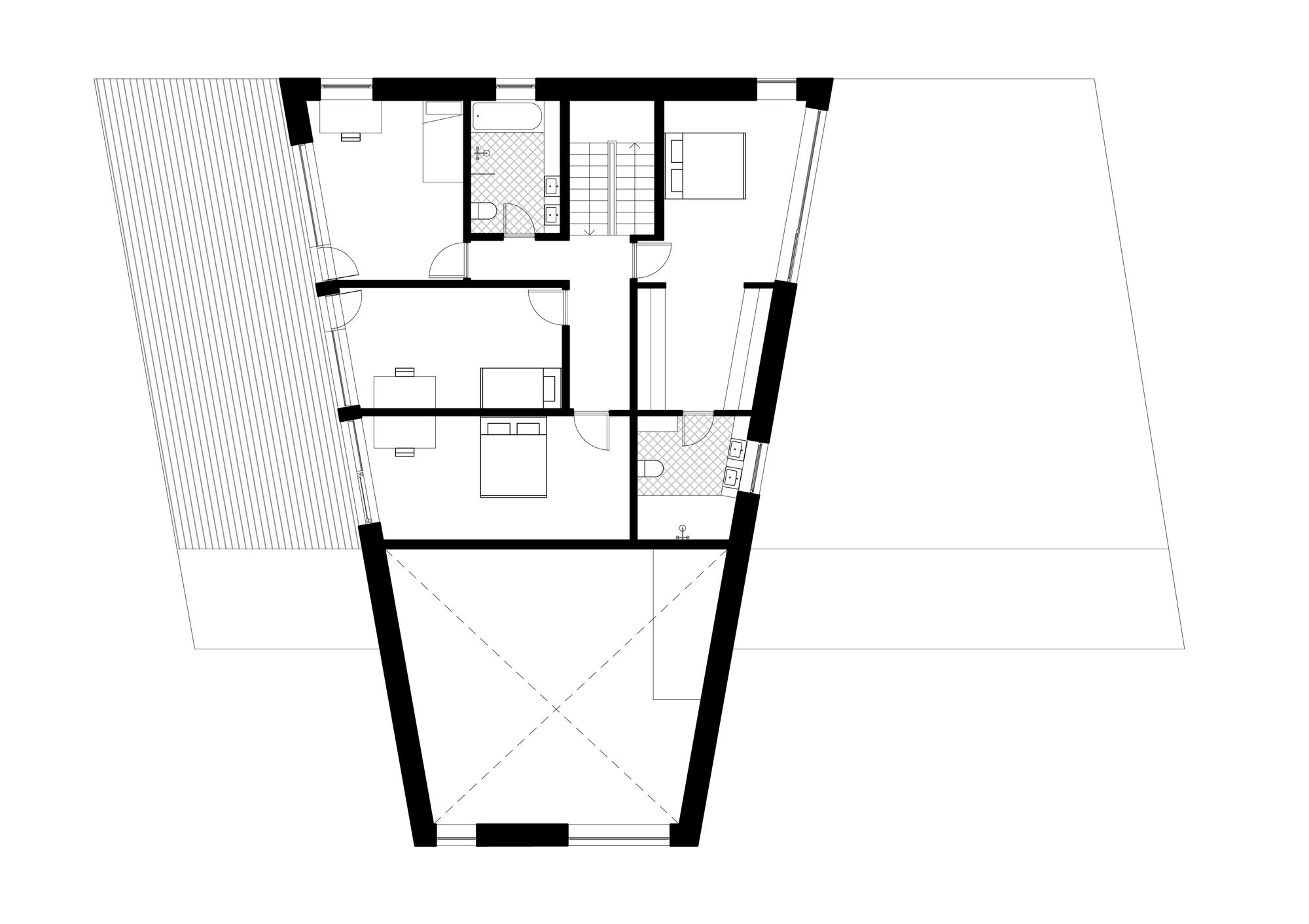 Galeria De Casa Em Pirita Kadarik T 252 252 R Arhitektid 25