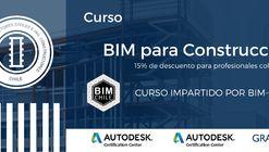 Curso BIM para Construcción