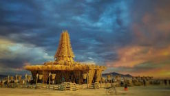 The Best Structures of Burning Man 2017