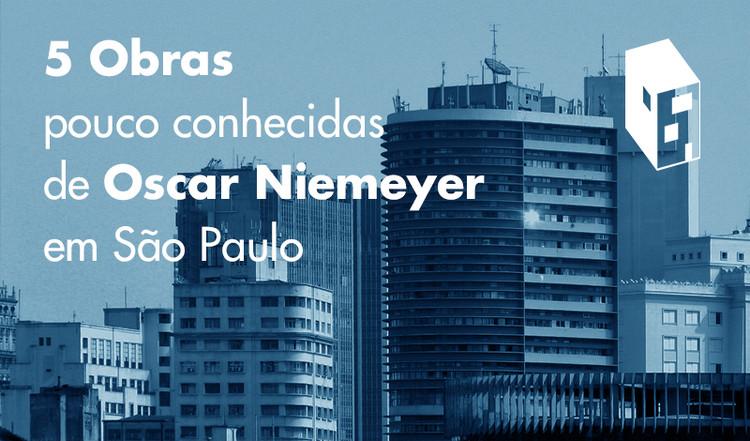 Roteiro de obras pouco conhecidas de Oscar Niemeyer em São Paulo, Montagem com fotografia do Edifício Montreal feita por Gabriel de Andrade Fernandes, via Flickr. Licença CC BY-SA 2.0