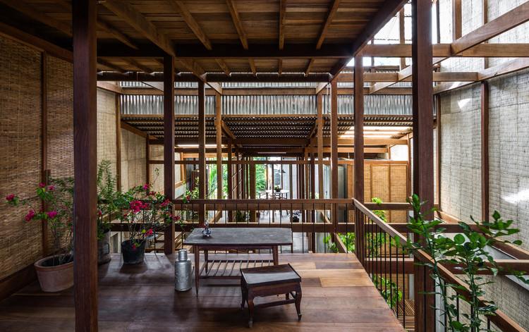 Casa en Chau Doc / NISHIZAWAARCHITECTS, © Hiroyuki Oki