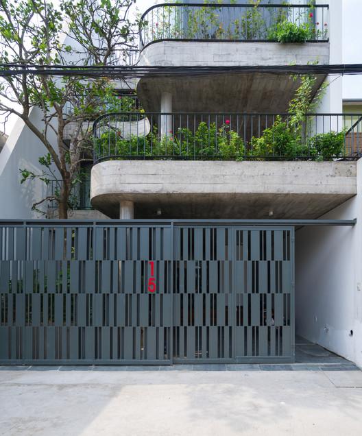 V1 House / TNT architects, © Triệu Chiến