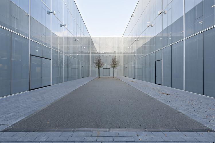 Sede de Paulaner / Hierl Architekten, © Edzard Probst