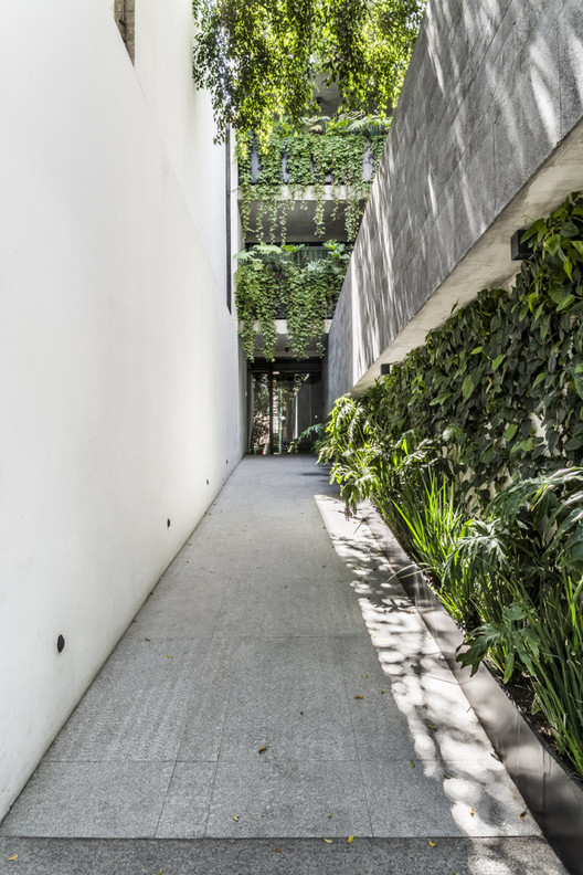 Damas 45 Building / dmp arquitectura, © Omar Chavez Godoy