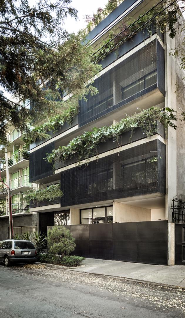 Capuchinas 34 / dmp arquitectura