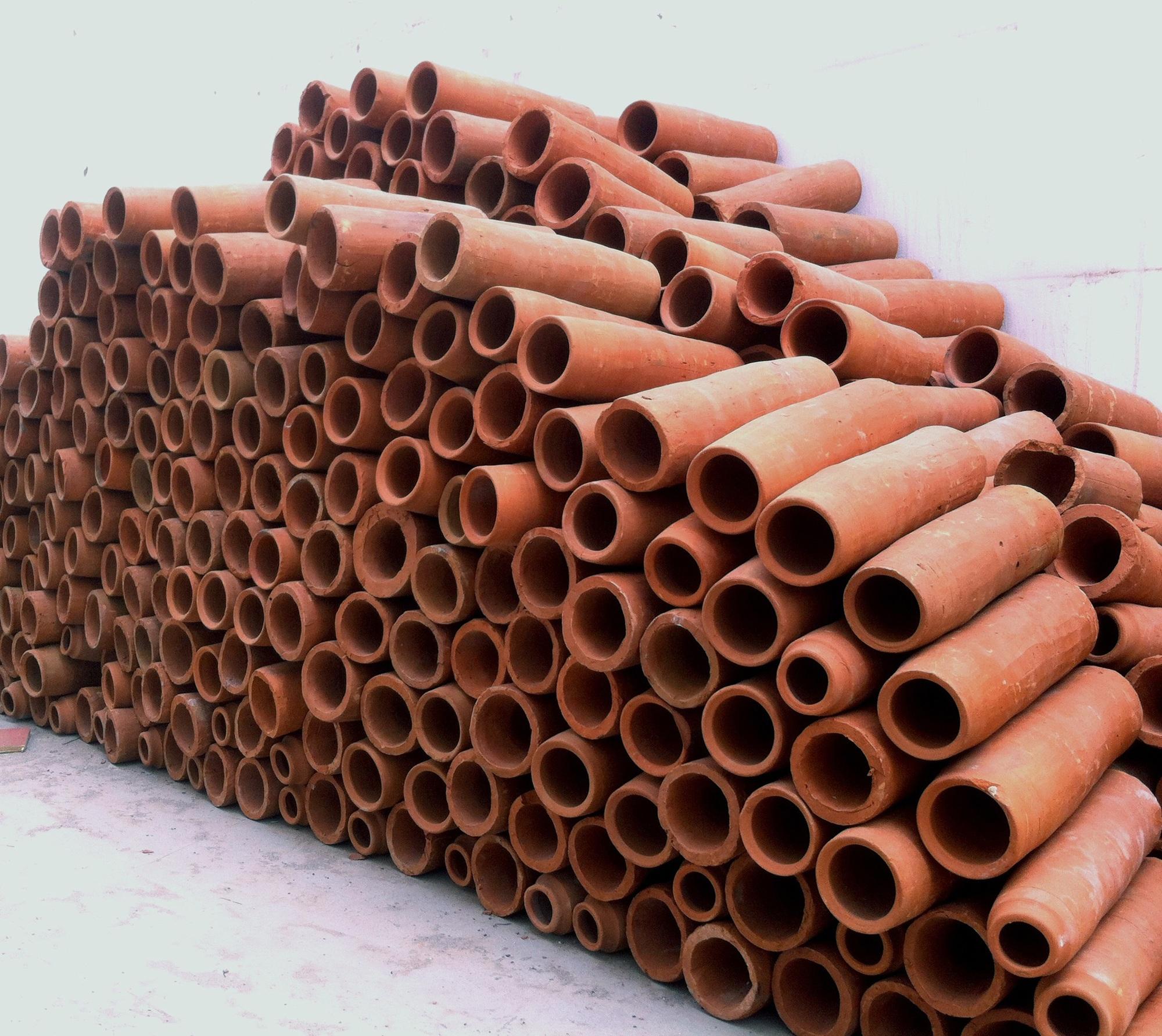 универсальная керамические трубы фото некоторых