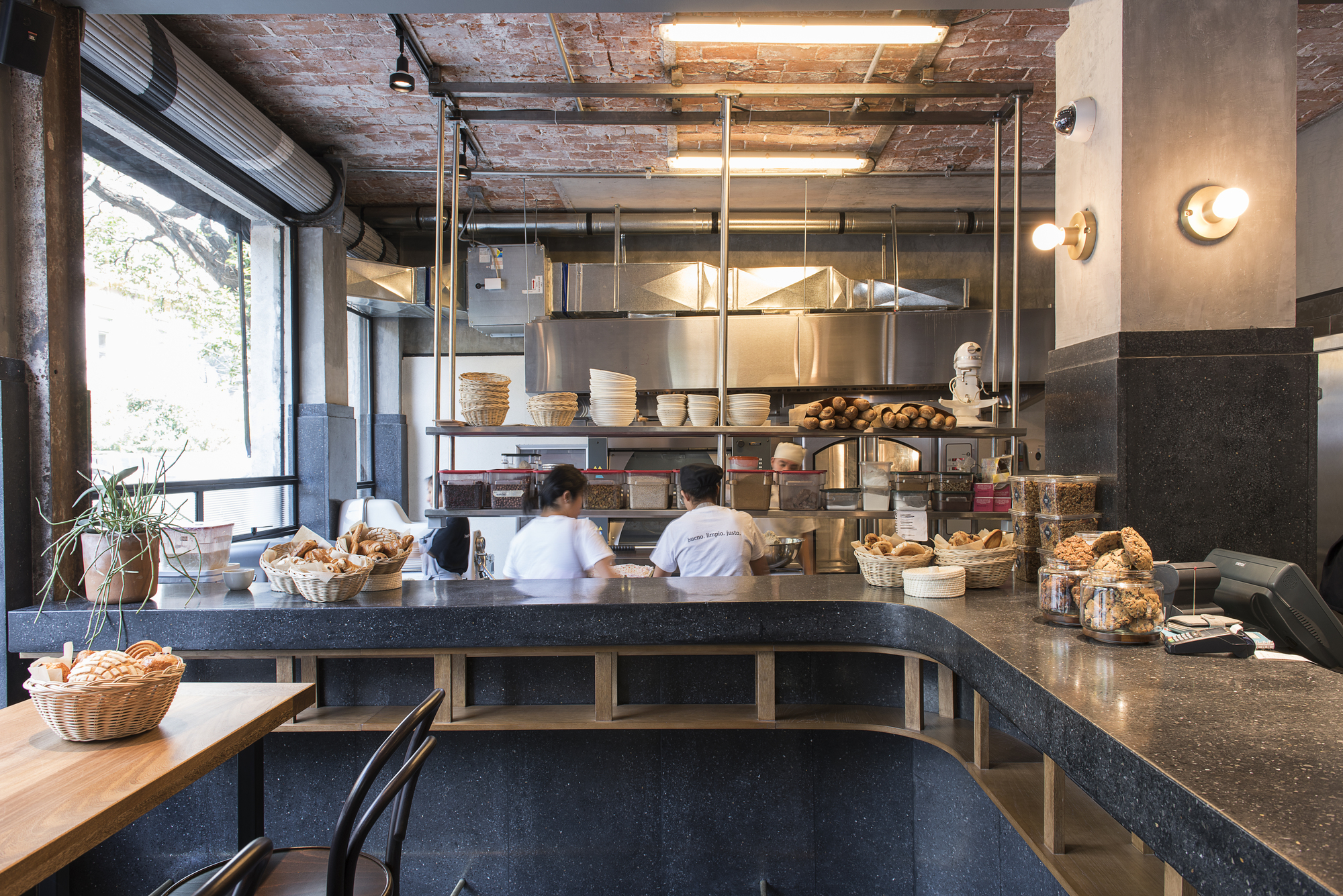 Restaurante eno jsa plataforma arquitectura for Restaurante arquitectura