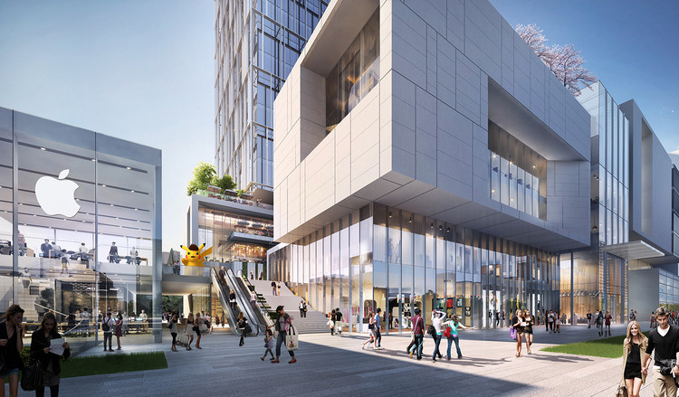 Eid Architecture Redefines High Density Mixed Use