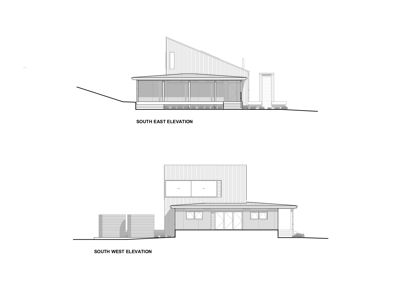 Gallery of back country house ltd architectural design for Arch design architects limited