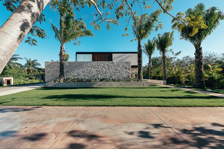 Casa Refugio / Punto Arquitectónico, © Tamara Uribe