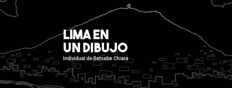 Lima en un dibujo | Exposición individual , Cortesía de Euroidiomas