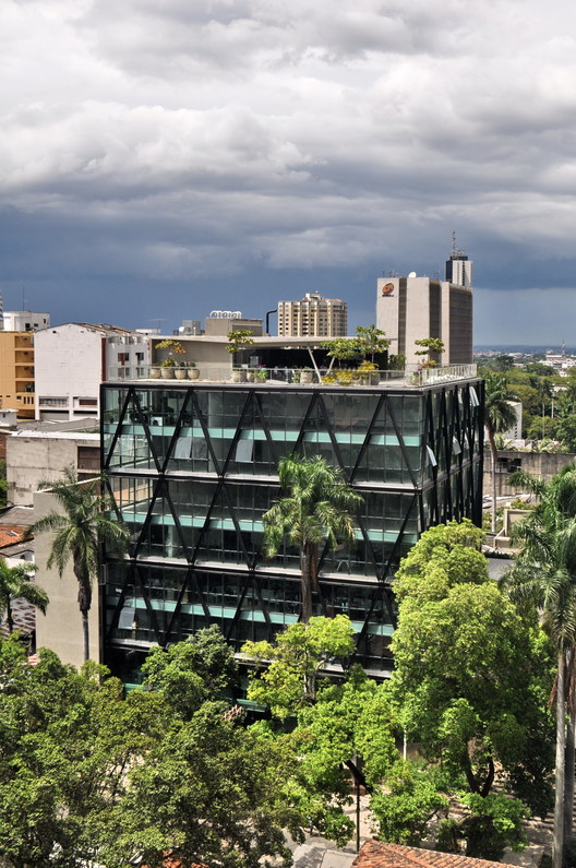 Centro Empresarial Torre Centenario / BYE Arquitectos, © -    Bernardo Alberto Peña Olaya