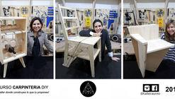 Curso Carpintería Básica | El taller donde construyes lo que tú propones
