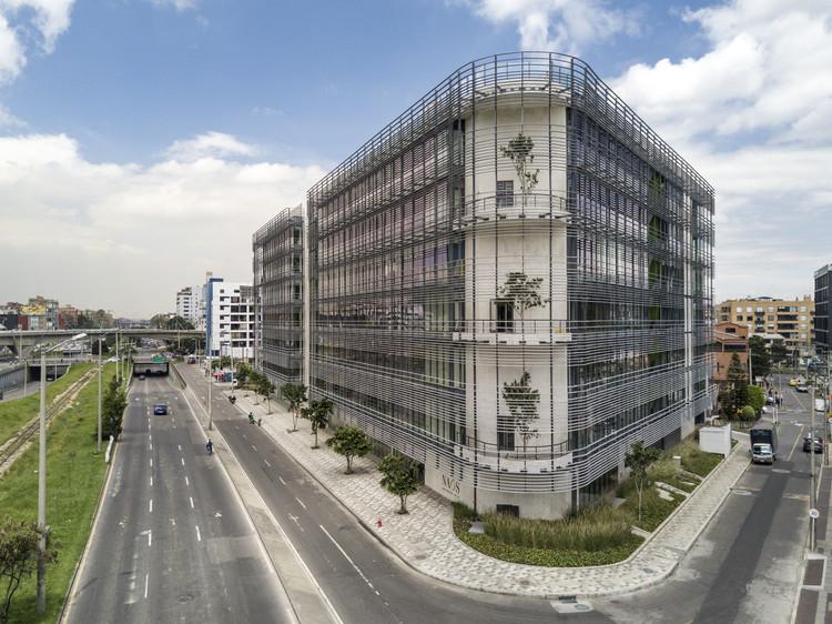 NAOS - Campus Empresarial / Arquitectura en Estudio, © Llano Fotografía