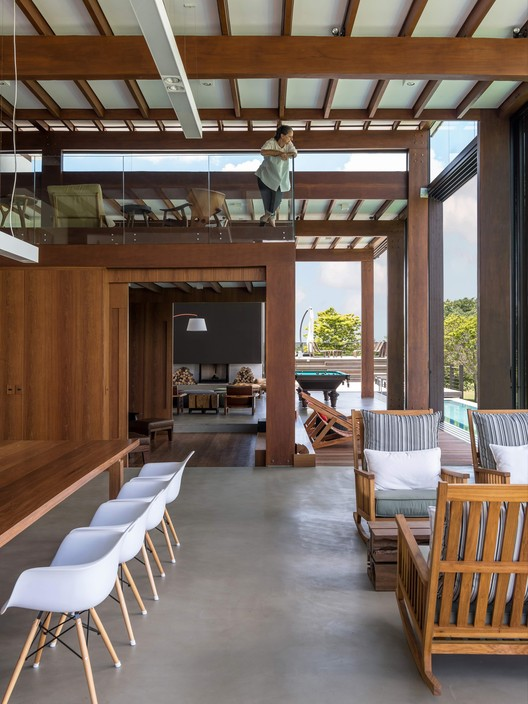 Casa acp candida tabet arquitetura archdaily brasil - Residence secondaire candida tabet architecture ...