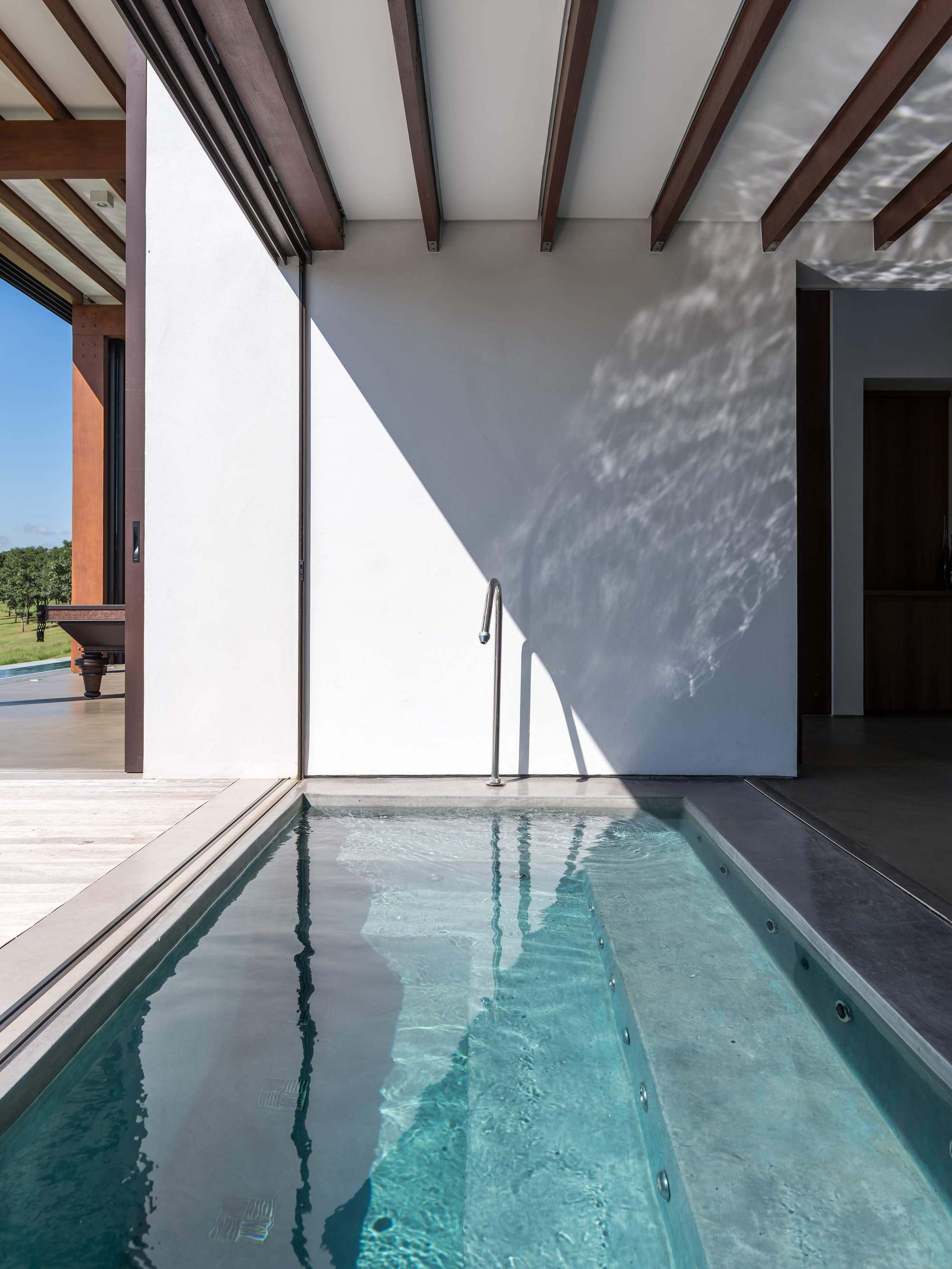 Gallery of house acp candida tabet arquitetura 30 - Residence secondaire candida tabet architecture ...