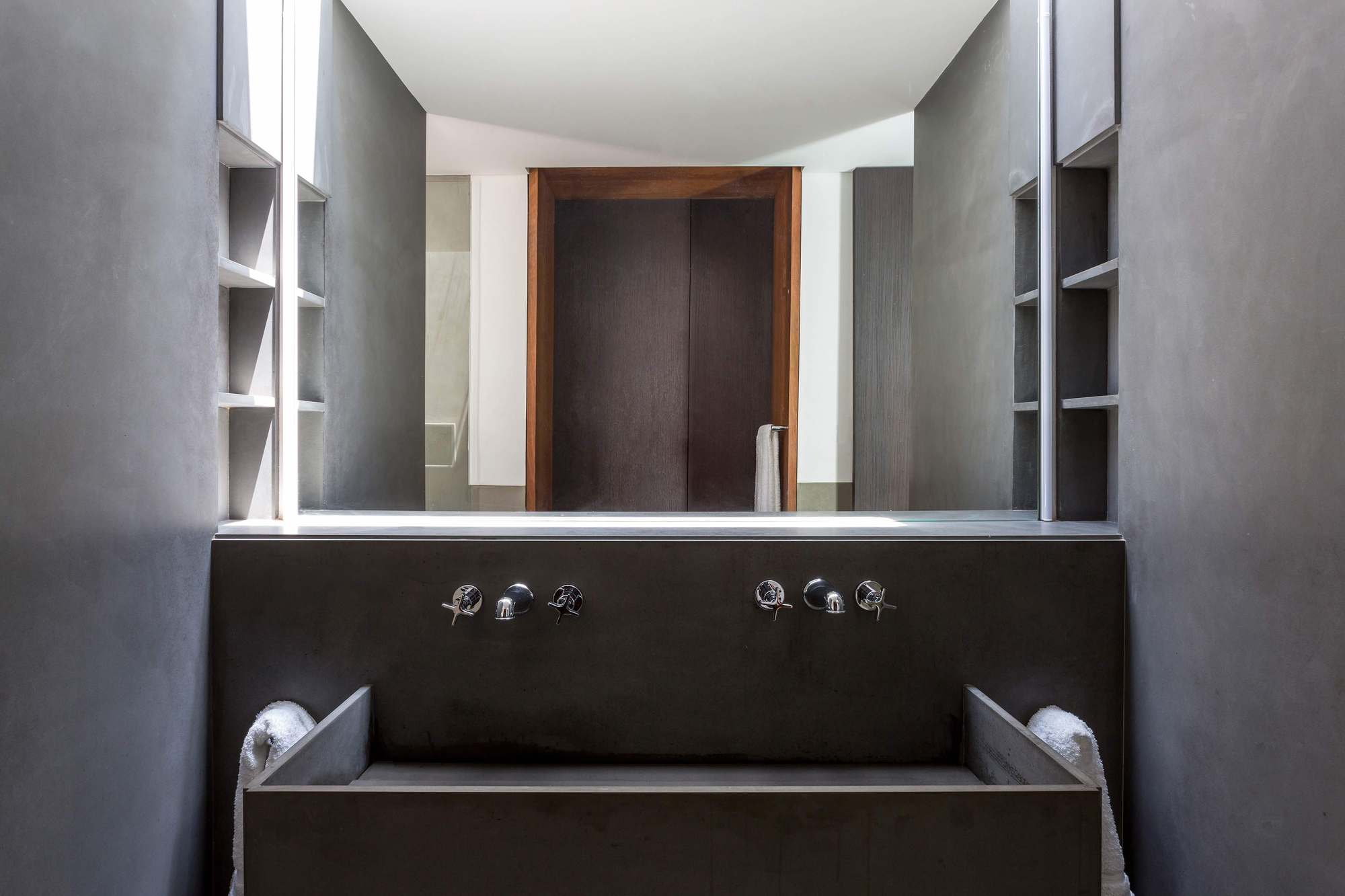 Gallery of house acp candida tabet arquitetura 32 - Residence secondaire candida tabet architecture ...