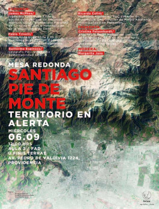 Mesa Redonda 'Santiago Pie de Monte: Territorio en Alerta'