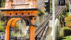 Los Angeles Icon Angel's Flight Reopens After Renovations