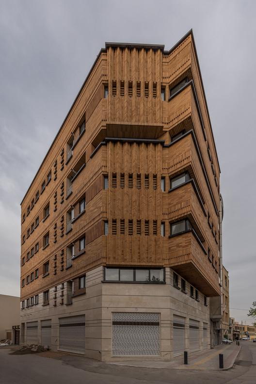 Taha Commercial Office / Makanpaydar Consulting Compan, © Hamidreza Bani