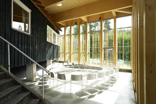 Hegnhuset Memorial and Learning Center / Blakstad Haffner Arkitekter