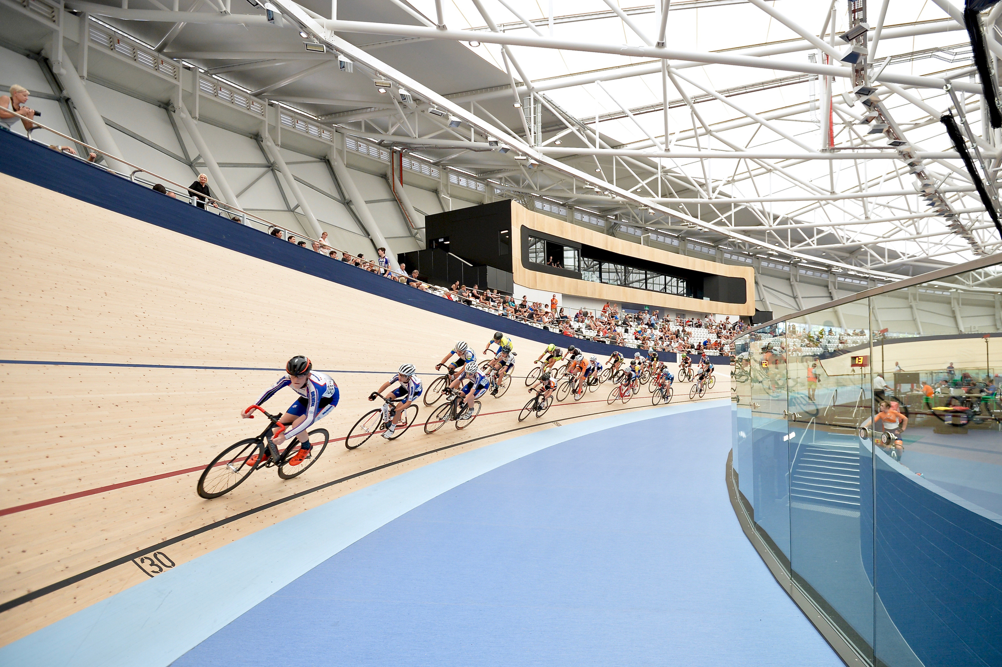 Anna Meares Velodrome Cox Architecture Archdaily