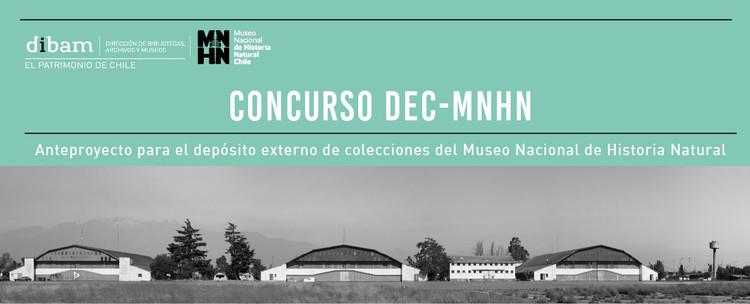 Abren concurso para diseñar depósito de colecciones del Museo Nacional de Historia Natural en Chile, MNHN