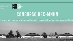 Abren concurso para diseñar depósito de colecciones del Museo Nacional de Historia Natural en Chile