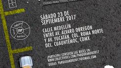 Parque(ando) 2017 CDMX