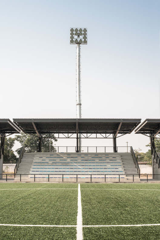 Estadio Esparta / BVA + GVAA