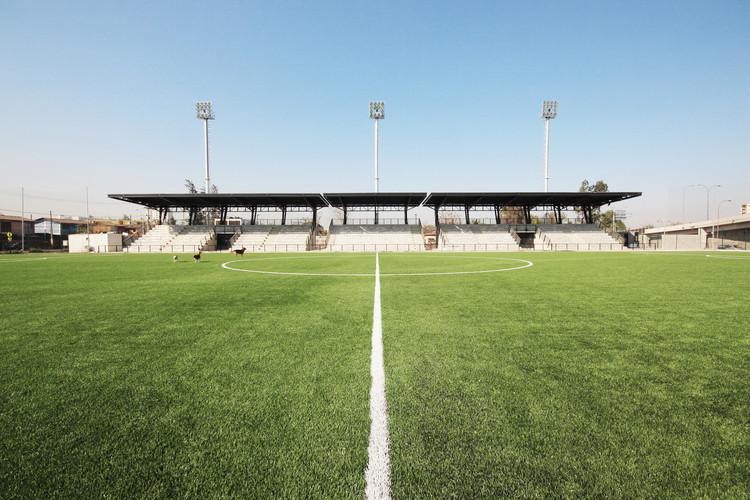 Estadio Esparta / BVA + GVAA, Cortesía de GVAA