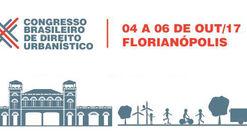 IX Congresso Brasileiro de Direito Urbanístico