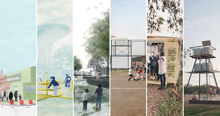 Estos son los 6 prototipos ganadores del concurso Santiago Humano y Resiliente, Cortesía de Santiago Humano y Resiliente