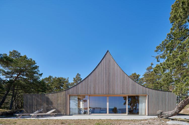House on Krokholmen / Tham & Videgård Arkitekter, © Åke E:son Lindman