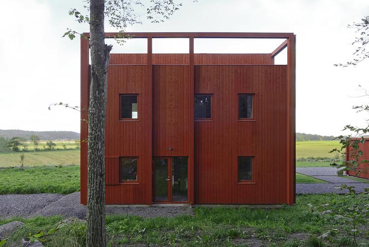 Residência para um Baterista / Bornstein Lyckefors, © Mikael Olsson