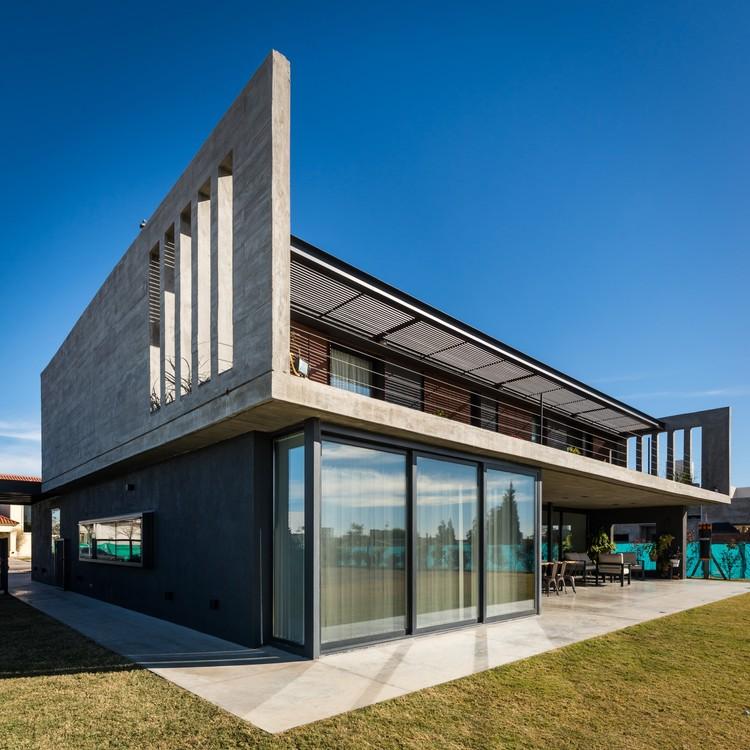 Casa Cañuelas / LN Arquitectura, © Gonzalo Viramonte